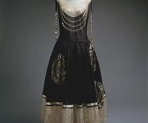 1920s, fashion, and dress image