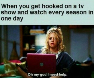 funny, tv, and tv show image