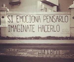 frases, accion poetica, and do it image