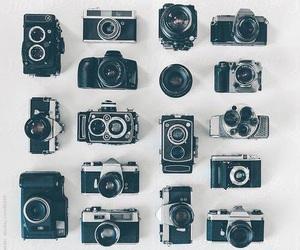 camera and black image