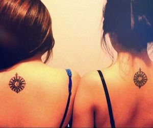 bff, tattoo, and bff goals image