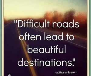 quotes, life, and difficult image