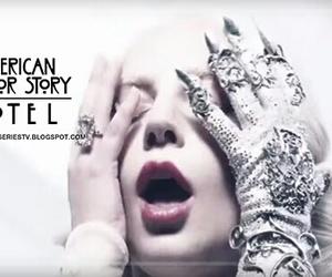ladygaga, ahs, and american horror story image