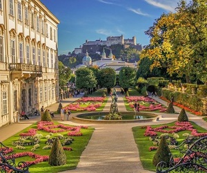 austria, beautiful, and city image