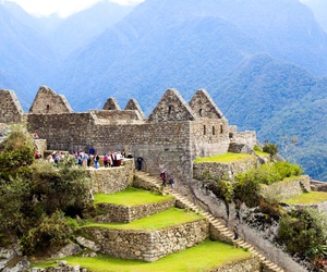 incredible, machu picchu, and nature image