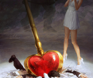 cupid and surreal image