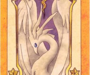 card, fly, and sakura card captor image