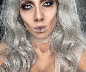 Halloween, youtuber, and lustrelux image