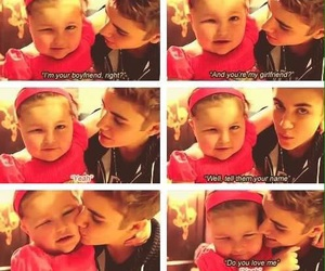 justin bieber, avalanna, and justin image