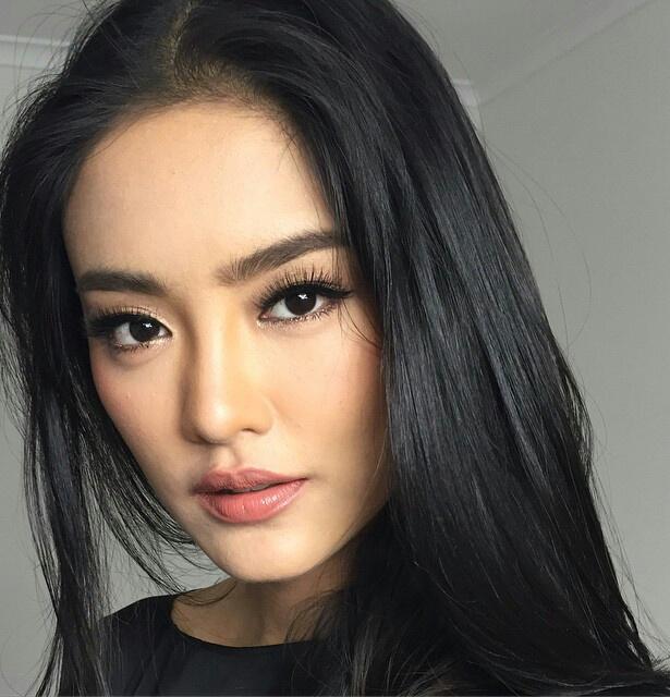 Image de girl, beauty, and makeup