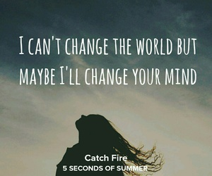 catch fire, 5 seconds of summer, and 5sos image