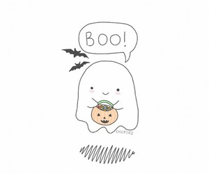 Halloween, boo, and transparent image