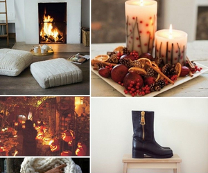 autumn, fire, and color image