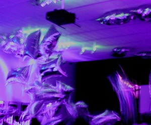 grunge, party, and purple image