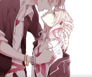 156 images about cute anime couples 3 on we heart it see more anime diabolik lovers and manga image thecheapjerseys Gallery