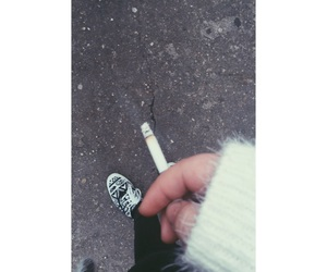 cigarette, life, and off image