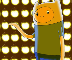 adventure time, finn the human, and finn y jake image