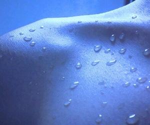 water, grunge, and skin image
