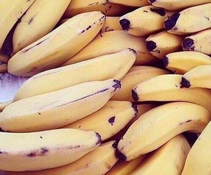 banana, yellow, and indie image
