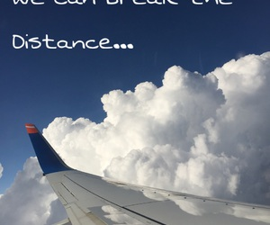 day, distance, and hope image