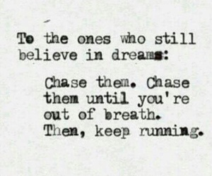 believe and dreams image