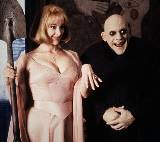 90s, fester, and addams family values image