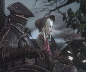 video game and bloodborne image