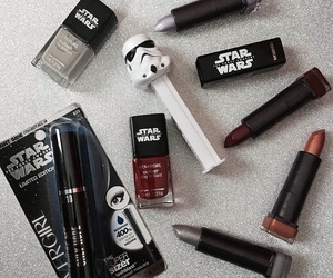 makeup, star wars, and starwars image