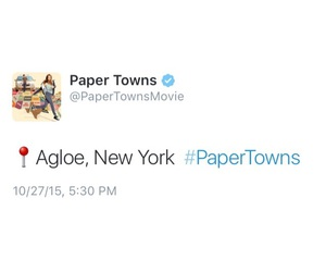 books and paper towns image