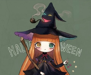 Halloween, london, and cute image