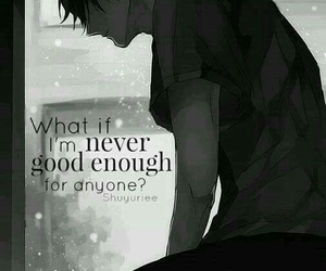 anime, boys, and quotes image