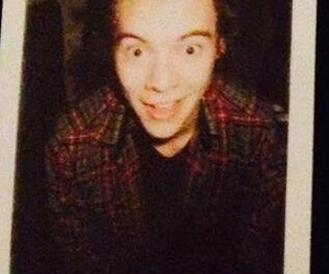 Harry Styles, polaroid, and cute image