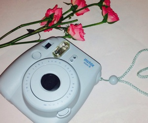 camera, in, and instax image