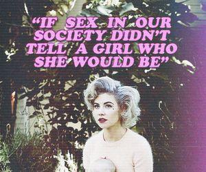 equal, feminist, and marina image