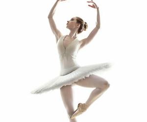 art, ballet, and dancers image