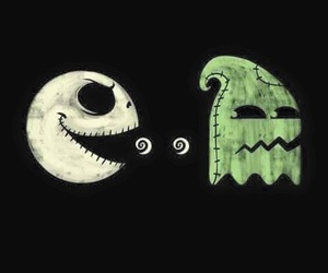 background, Halloween, and oogie boogie image