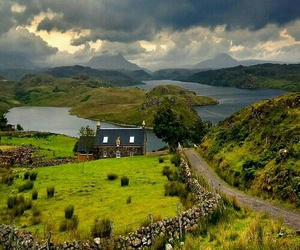 scotland, nature, and travel image