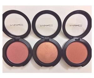 girl, mac cosmetics, and woman image