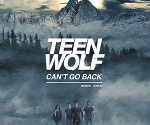 teen wolf, lydia, and scott image