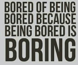 bored, boring, and quotes image