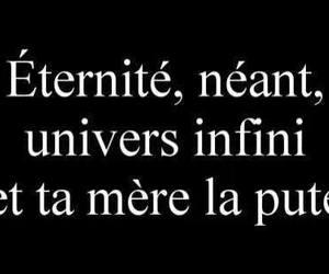 mere, eternite, and pute image