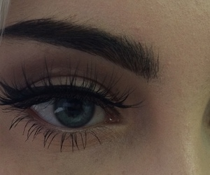 eyes, makeup, and tumblr image