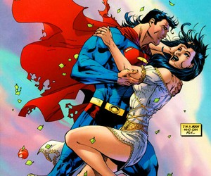 clark kent, comic, and superman image