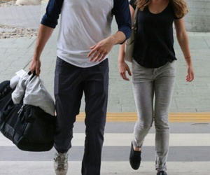 couple, dylan o'brien, and love image