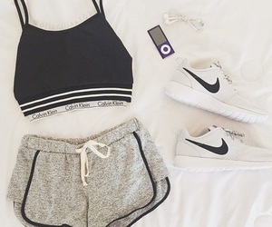 nike, sport, and outfit image