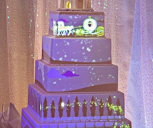 cake, cendrillon, and cinderella image
