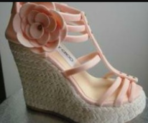 cake, shoes, and pink image