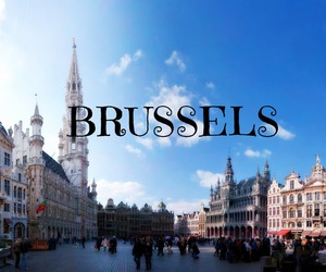 adventure, beautiful, and brussels image