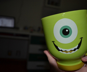 photography, cup, and green image