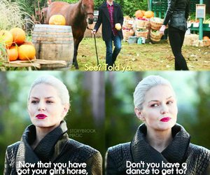 henry, horse, and once upon a time image